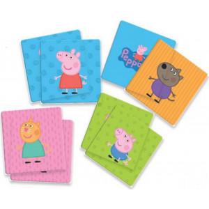 Επιτραπέζιο Παιχνίδι Μνήμης Peppa Pig (482497)