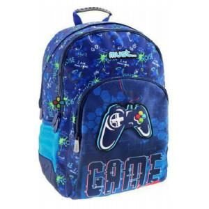 Τσάντα Δημοτικού Gamer (579777)