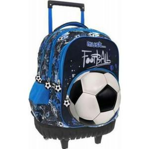 Τσάντα Δημοτικού Τρόλεϊ Ποδόσφαιρο (579808)