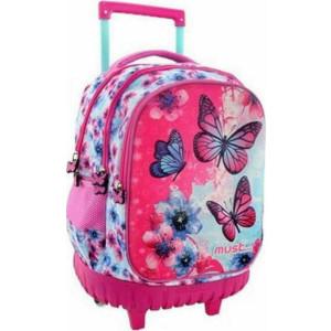 Τσάντα Δημοτικού Τρόλεϊ Πεταλούδες (579802)