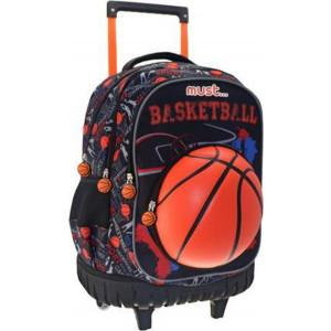 Τσάντα Δημοτικού Τρόλεϊ Μπάσκετ (579805)