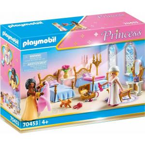 Playmobil Βασιλικό Υπνοδωμάτιο (70453)
