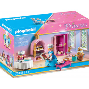 Playmobil Πριγκιπικό Ζαχαροπλαστείο (70451)