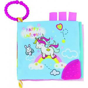 Kikka Boo Εκπαιδευτικό Βιβλίο Δραστηριοτήτων Happy Unicorn (31201010209)