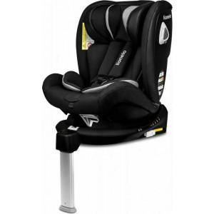 Κάθισμα Αυτοκινήτου 0-36 περιστρεφόμενο Lionello  Braam Carbon Black