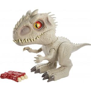 Jurrasic World Πεινασμένος Indominus Rex Με Φώτα & Ήχους (GMT90)