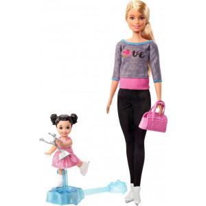 Barbie Δασκάλα Σκέιτερ (FXP37)