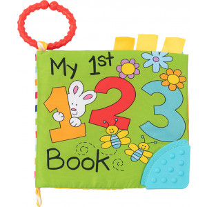 Kikka Boo Εκπαιδευτικό Βιβλίο Δραστηριοτήτων 123 (31201010207)