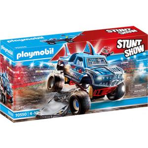 Playmobil Τέρας-Φορτηγό Καρχαρίας (70550)