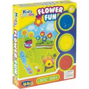 Πλαστοζυμαράκια Λουλούδια 50gr (0620558)