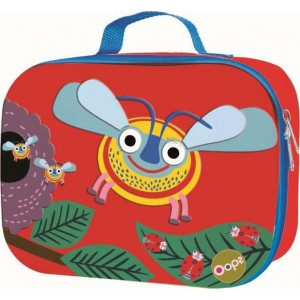 Τσάντα Φαγητού Ισοθερμικό Oops Happy Snack Bee (31006.35)
