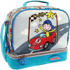 Τσάντα Φαγητού Ισοθερμικό Racing Car (579551)