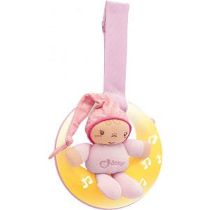 Chicco Φεγγαράκι Καληνύχτα Ροζ (02426-10)