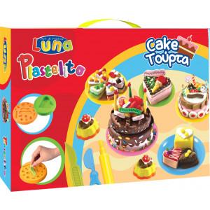 Πλαστοζυμαράκια Cake 30gr (0621065)