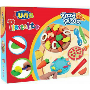 Πλαστοζυμαράκια Πίτσα 60gr (0621060)