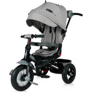 Lorelli Τρίκυκλο Ποδηλατάκι με αναστρέψιμο κάθισμα Jaguar air Grey 10050392102