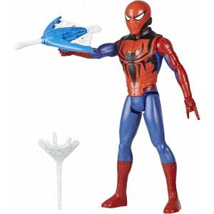 Avengers Titan Hero Blast Gear Spider-Man Με Λαμπάδα (E7344)