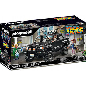 Playmobil Όχημα Pick-Up Του Marty McFly (70633)