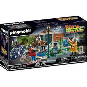 Playmobil Περιπέτειες Με Τα Ιπτάμενα Πατίνια (70634)