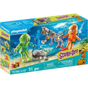 Playmobil Περιπέτεια Με Τον Ghost Diver (70708)