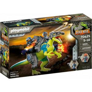 Playmobil Σπινόσαυρος Mε Διπλή Pανοπλία (70625)