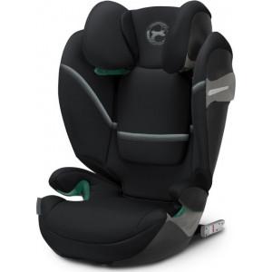 Cybex Καθισματάκι Αυτοκινήτου Solution S2 i-Fix Deep Black 15-36 kg (521003110)