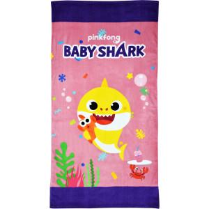 Πετσέτα Θαλάσσης Baby Shark (BS09051)