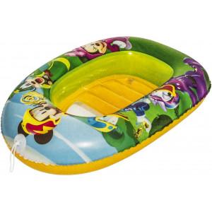 Bestway Φουσκωτή Βάρκα Mickey Raft 102x69cm (91003)