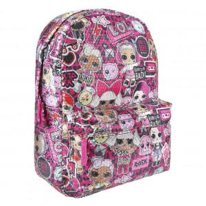 Τσάντα Δημοτικού L.O.L Surprise! (2100002566)