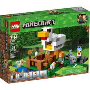 LEGO Minecraft The Chicken Coop 21140 Κωδ. 793.342.046