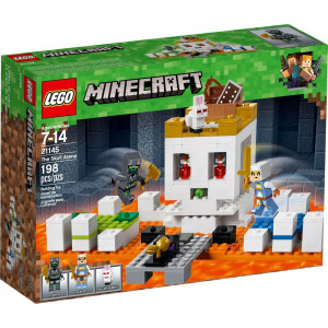 LEGO Minecraft The Skull Arena 21145 Κωδ. 793.342.047
