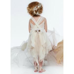 Ολοκληρωμένο πακέτο βάπτισηs με αυτό το φόρεμα Βaby u Rock Sorelle (#SS19/21902G02AAC#) Με βαλίτσα rain η παγκάκι θρανίο Ζητήστε προσφορά !!
