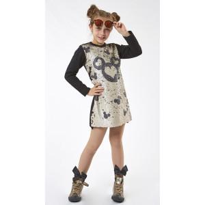 Φόρεμα Minnie Πούλιες Εβίτα 199099