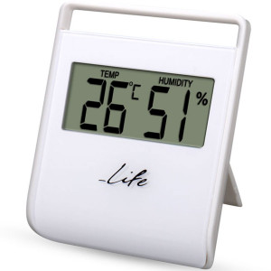 Θερμόμετρο και Υγρόμετρο 125.001.000