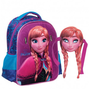 Τσάντα Νήπια Frozen Anna με μάσκα (Κωδ.151.001.003)