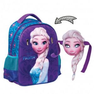 Τσάντα Νήπια Frozen Elsa με μάσκα (Κωδ.151.001.002)