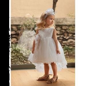 Ολοκληρωμένο πακέτο σετ βάπτισης κορίτσι Dolce Bambini  548-1 narlis.gr