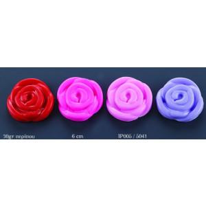 Μπομπονιέρα σαπουνάκι λουλούδι JP005 (5041)