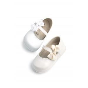Παπούτσια Βάπτισης κορίτσι Babywalker Pri2513 narlis.gr