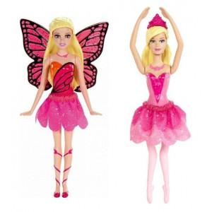Barbie Μίνι Πριγκίπισσες 10cm (Διάφορα Σχέδια) (038133)