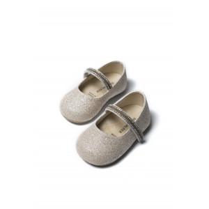 Παπούτσια Βάπτισης κορίτσι Babywalker Pri2571 narlis.gr