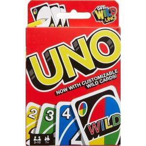 Mattel UNO Κάρτες (W2087)