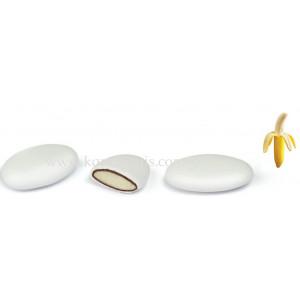 Κουφέτα Σοκολάτα Maxi Delux γεύση Μπανάνα (Καραμάνης 30010-4)