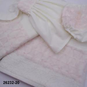 Λαδόπανο Famous Baby (#26232-20#) +6€ στο πακέτο βάπτισης