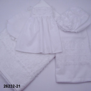 Λαδόπανο Famous Baby (#26232-21#) +6€ στο πακέτο βάπτισης
