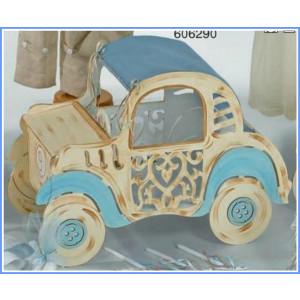 Ξύλινο κουτί αυτοκίνητο (Κ173-1)