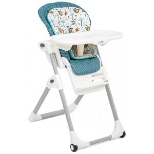 Παιδική Καρέκλα Φαγητού Joie Mimzy LX Tropical Paradise