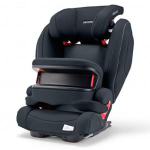 Recaro Monza Nova Is Isofix Black Mat