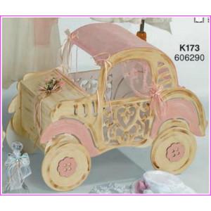 Ξύλινο κουτί αυτοκίνητο (Κ173-2)