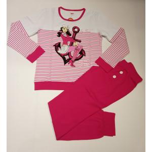 Φόρμα Παιδική Μακώ Κορίτσι Φουξ 077.133.076